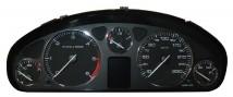 Oprava přístrojové desky Peugeot 407 (2004-2010)