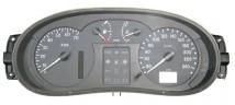 Oprava přístrojové desky Renault Trafic (2001-2013)