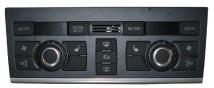 Oprava ovládacího panelu klimatizace Audi Q7 (2005-2009)