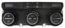 Oprava ovládacího panelu klimatizace VW Golf 5 (2003-2008)