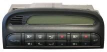 Oprava ovládacího panelu klimatizace VW Sharan (1995-2000)