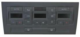 Ovládací panel klimatizace Audi A4 (B6, B7) (2001-2008)