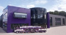 Nová budova společnosti ACTRONCS v holandském městě Almelo, byla otevřena v roce 2012