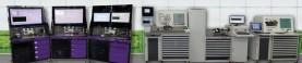 Ukázka testovacích a kalibrovacích zařízení vyvinutých ve polečnosti ACTRONICS