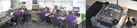 Ukázka technologického vybavení laboratoří ve společnosti ACTRONICS